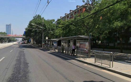北京托福考点:高等教育出版社怎么做地铁(公交)