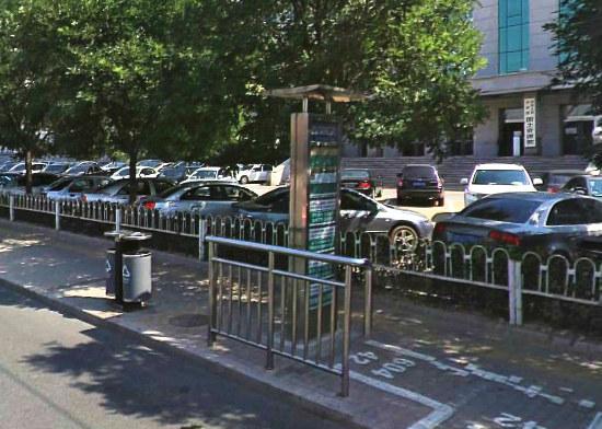 北京外交人员服务局信息与培训中心怎么做地铁(公交)