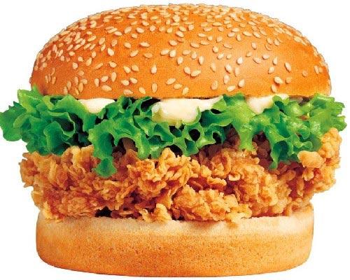 托福阅读背景素材:世界上第一只汉堡来自中国
