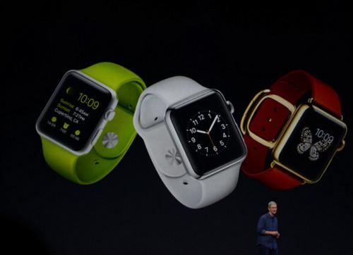 托福阅读材料之Apple Watch美国首日百万预订