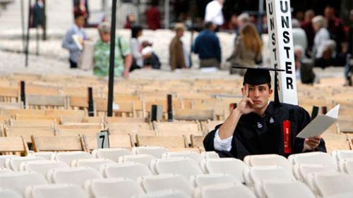 托福阅读素材:美国大学生求职前需要准备什么