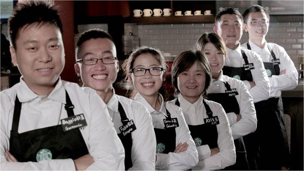 托福阅读素材:星巴克在中国的经典运营方法