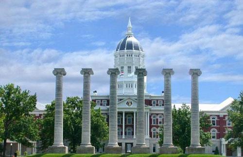 美国密苏里大学对本科/研究生/MBA托福成绩要求