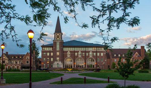 美国纽约州立大学环境学院对本科/研究生/MBA托福成绩要求