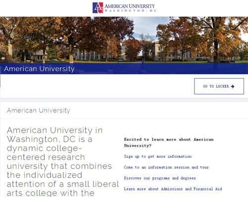 美国大学申请系统CAAS官网10